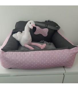 Ortopedicka sedačka Suny Suny pelíšky Autopelíšek Super dog