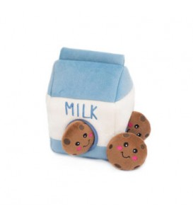 ZippyPaws Burrow - Sušenky s mlékem